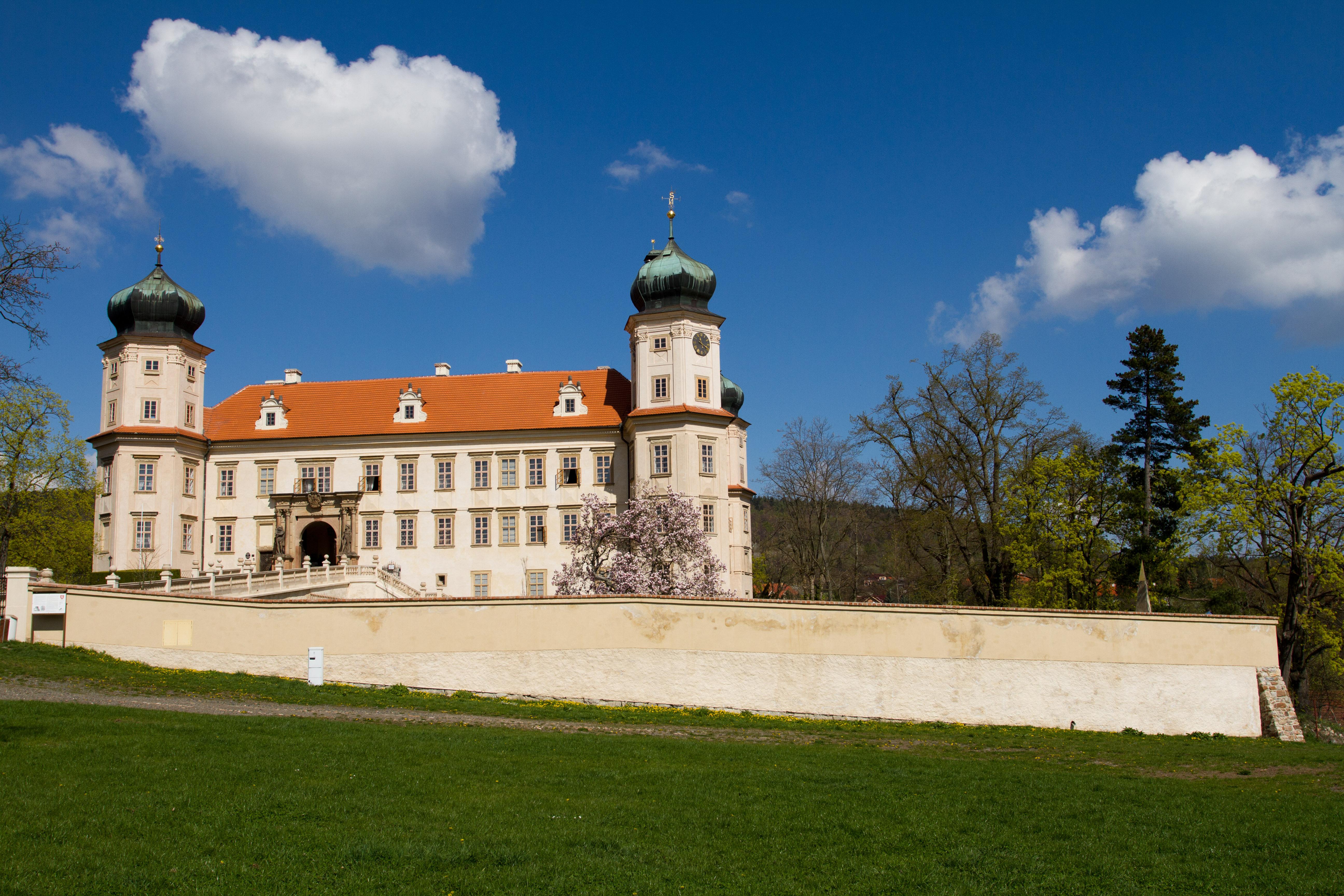 217d86d9ce53f Fotografie :: Státní zámek Mníšek pod Brdy, autor: Jan Kardinál